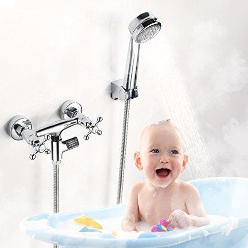 Termómetro Digital de ducha 03