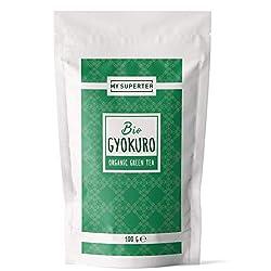 Grüner Tee - Bio Gyokuro - First Flush I 100 Tassen Grüntee I 100 Gramm Grüner Tee Bio I Organic Green Tea by MY SUPERTEA