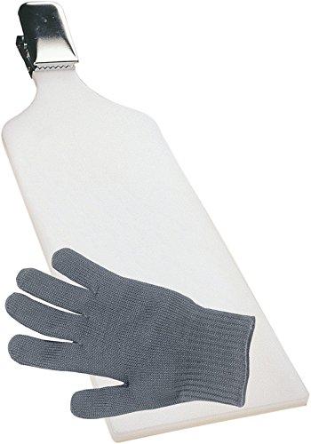 Behr Filetierbrett mit Filetierhandschuh(9931133)