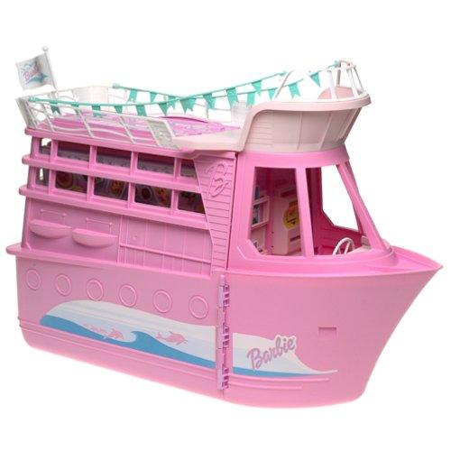 Preisvergleich Produktbild Mattel - Barbie B0721-0 Traumschiff
