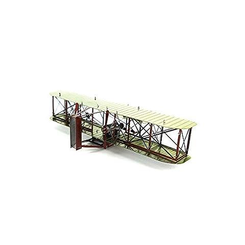 3D puzzles couleur Wright Brothers ailes avion Puzzle