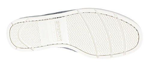 Sperry Top-Sider-Scarpe da barca LEEWARD Chambray Uomo Grey