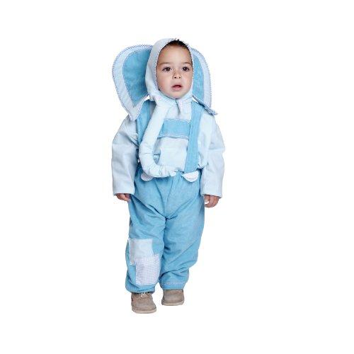 Nines d´Onil Fancy Dress-Elefant, Jungen, Größe: 18 Monate alten ()