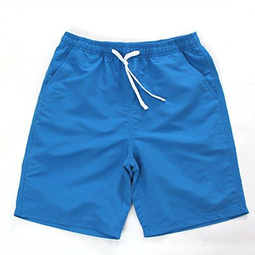 Vêtements Hommes Séchage Rapide Imperméable Boxeur Spa Plage Détendu Confortable Swim Trunk Tailles Et Couleurs Assorties E