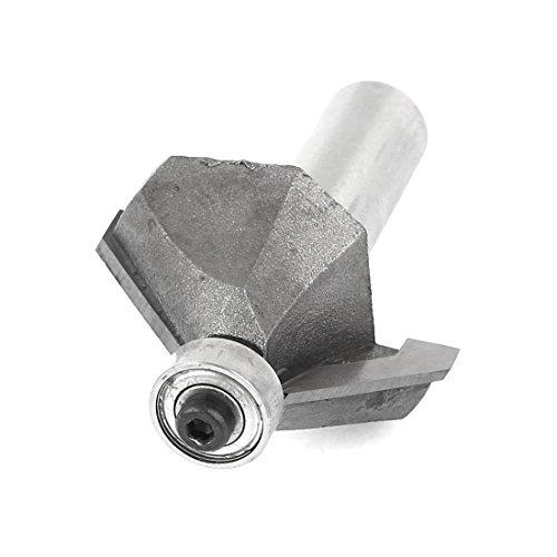 Holz-1/5,1cm Dia Schaft 45Grad Fase Router Bit Cutting Tool