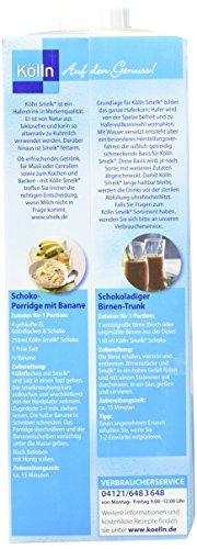 Kölln Smelk Haferdrink Schokolade – 8 x 1l - 6