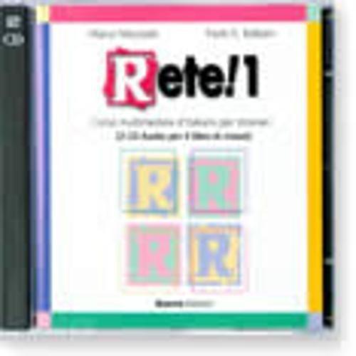 Rete! 1. Corso multimediale d'italiano per stranieri. 2 CD Audio