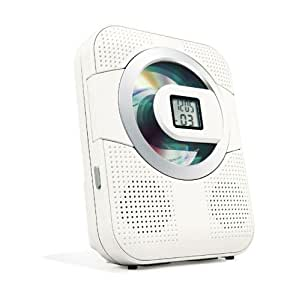 Shower CD Player with FM Radio: Amazon.co.uk: Audio & HiFi