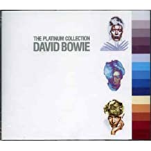 Platinum Collection : David Bowie (Coffret 3 CD)