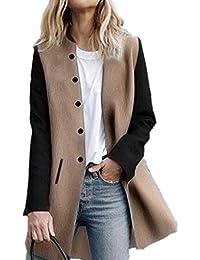 Abbigliamento Giacche Cappotti Cwzpndq8 E Beige Amazon Donna It Y5BdqY