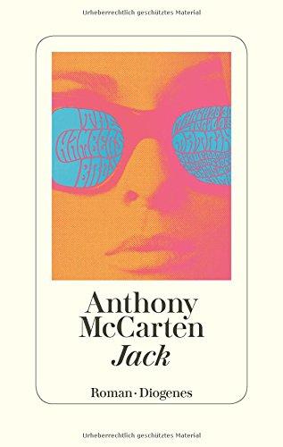 Buchseite und Rezensionen zu 'Jack' von Anthony McCarten
