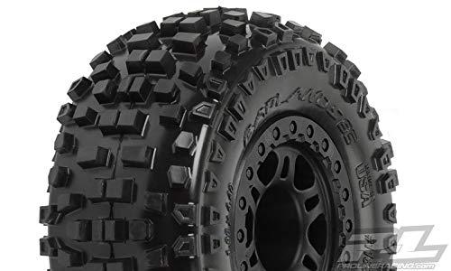 ProLine Badlands M2 All Terrain Reifen auf Split Six Felge für Slash 4x4