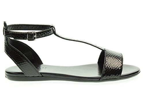 HOGAN femme sandale HXW1330V120BV6B999 Nero