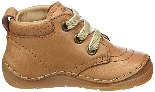 Froddo Unisex Baby Kids Shoes Lauflernschuhe Braun (Cognac)