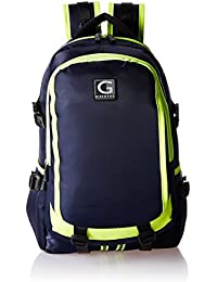 Giordano 19 Ltrs Blue Laptop Backpack (GD6345DBL)