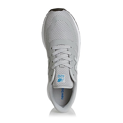 New Balance 420 Bambina Sneaker Grigio Grigio