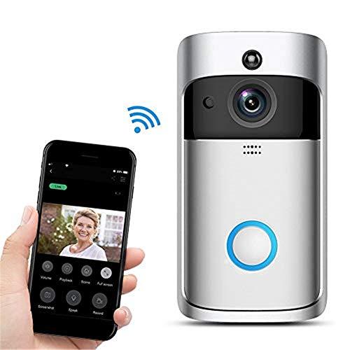 Cat Eye Objektiv - BQT Smart Home Video Türklingel 2