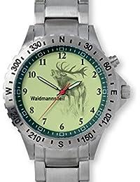 Greiner reloj 'Waidmannsheil' 1209-TM