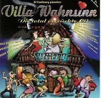 villa wahnsinn vol 1 die total verr ckte cd various. Black Bedroom Furniture Sets. Home Design Ideas
