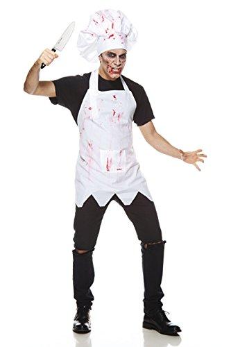 Unbekannt AEC–aq00829/L–Kostüm–Chef blutigen, Größe ()