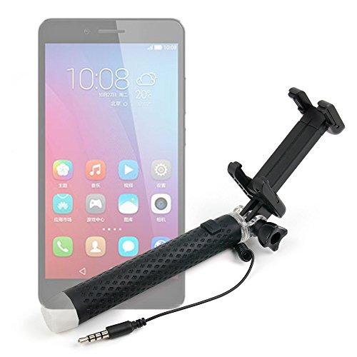 DURAGADGET Palo Selfie (Selfie-Stick) para Smartphone BQ Aquaris X5 Plus