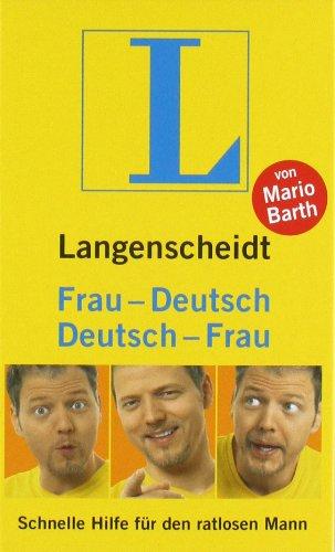 Deutsch-Frau Deutsch-Frau Frau-Deutsch v Mario Barth