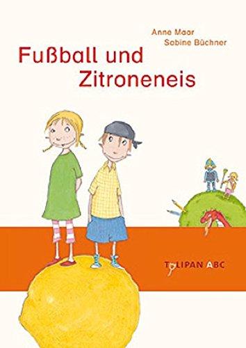Fußball und Zitroneneis