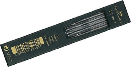 Faber-Castell TK Fallminen/127112 2H Inh.10