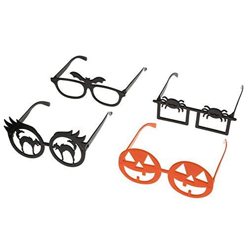 ige Neuheit Brillengestell Augenmaske Halloween Maskerade Cosplay Make-Up Party-Event Dekoration Geschenk ()