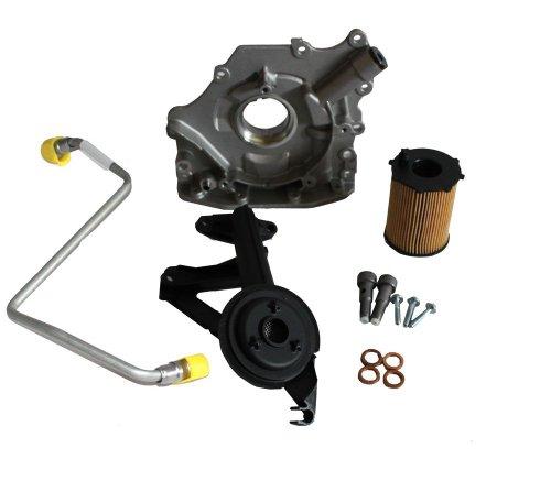Kit di montaggio FORD Peugeot Citroen Turbo 1.6HDI TDCi dv690Olio Pickup tubo di alimentazione Tubo Banjo Bulloni Pompa dell