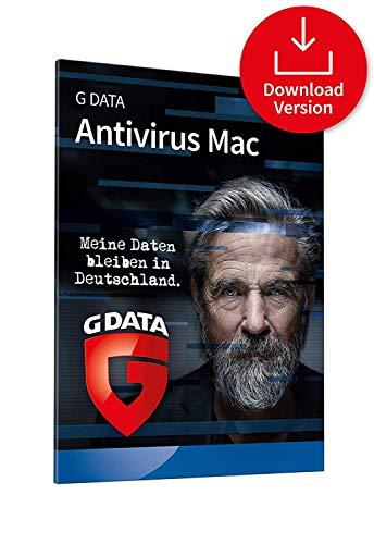 G DATA Antivirus Mac | Download | Virenschutz | 1 Gerät | 1 Jahr | mehrfacher Testsieger | Trust in German Sicherheit