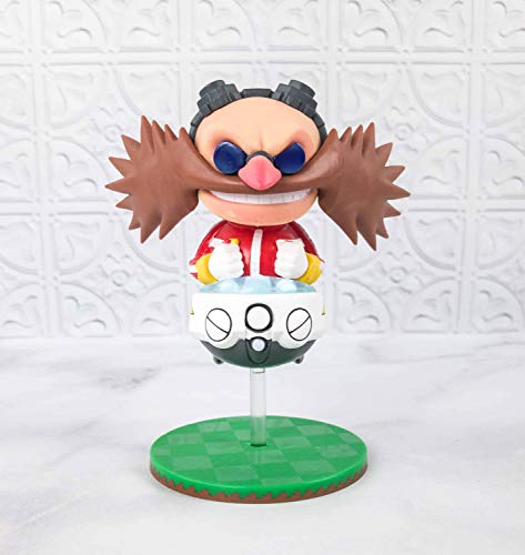 Dr Eggman Sonic The Hedgehog LootGaming Figure Collectable