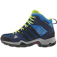 adidas AX2 MID I Stiefel treckingpara Kinder, Blau - (azumisblatizazubas)