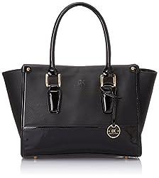 Diana Korr Womens Handbag (Black) (DK44HBLK)