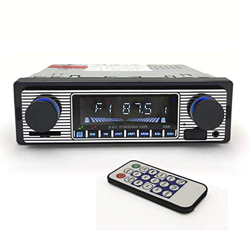 ▷ Buy Radio Retro Car with the Best Prices - Wampoon 【2018】