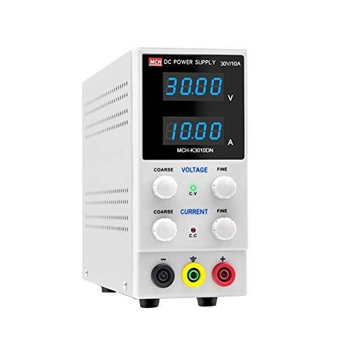 Signalgenerator-Zähler MCH-K3010DN Digitalanzeige DC-Netzteil 30V 10A Einstellbare LED Fertigungsindustrie (Size : 220V)