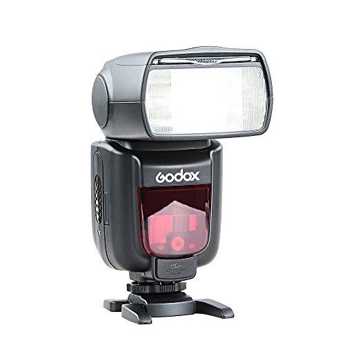 Godox TT685N TTL Blitzgerät Speedlite High Speed 2,4 GHz 1/8000 s HSS GN60 Master Slave Autoflash für Nikon DSLR Kameras