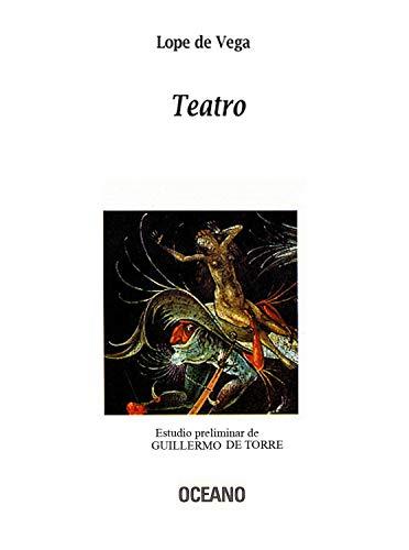 Teatro por Félix Arturo Lope De Vega epub