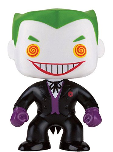 DC Comics Pop! Vinyl Figur 06 Joker im Anzug