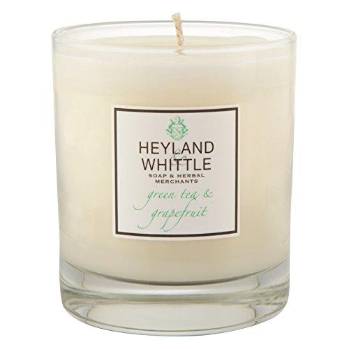 Heyland & Whittle Grüner Tee und Grapefruit Candle