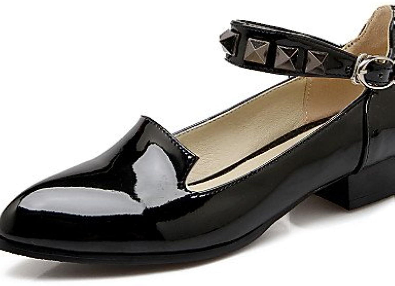 PDX/Damen Schuhe flach Absatz spitz Zehen Wohnungen Schuhe mehr Farben erhältlich