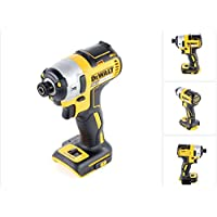 DEWALT DCF887N XR 18V 3 Speed BL Impact Driver Naked-Body ONLY, 18 W, 18 V, Multi, Bare Unit