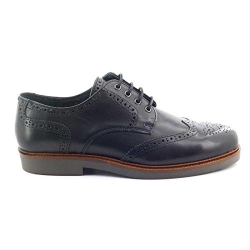 Boni Charlie - chaussures garçon classique Noir