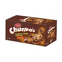 Tiffany Chunko's Bite-sized Chocolate Chip Cookie Sandwiches - 12 x 43g