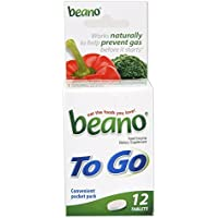 Beano To Go 12ct, Packages (Pack of 8) by Beano preisvergleich bei billige-tabletten.eu