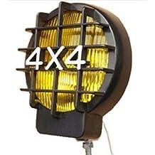 URAQT - Coche de Alta Potencia de Luz de Trabajo para Super Brillante Luz de Trabajo Offroad 4 x 4 Off Road Coche Truck Luces de Trabajo LED - Amarillo