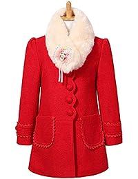 online store dc58c 227d5 Suchergebnis auf Amazon.de für: roter mantel - Mädchen ...