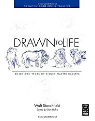 Drawn to Life: 20 Golden Years of Disney Master Classes: Volume 2: The Walt Stanchfield Lectures by Stanchfield, Walt (2009) Paperback