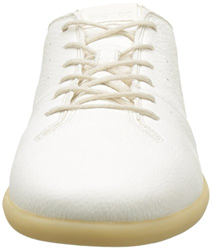Geox U New Do B, Sneakers Basses Homme Blanc (Whitec1000)
