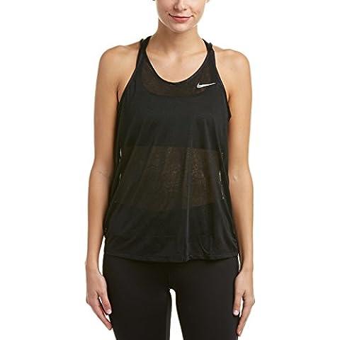 Nike DRI Fit Cool Strappy TNK - Camiseta de tirantes para mujer